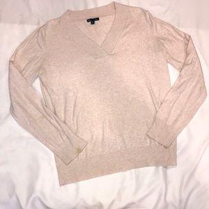 Gap V-Neck Long Sleeve Sweater L